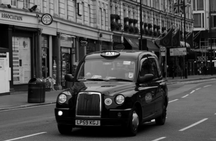 London Taxi, London