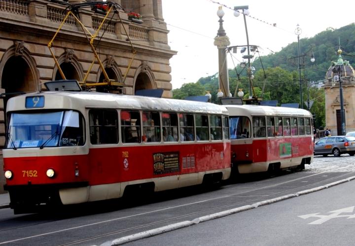 Prague Tram, Prague